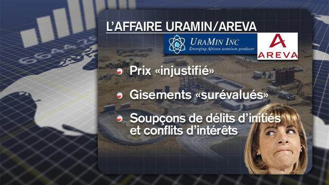 Areva-Uramin : cachez ces honoraires que je ne saurais voir…
