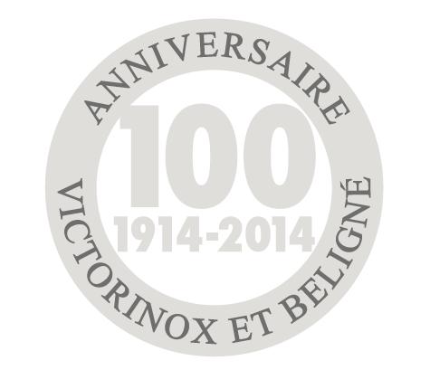 VICTORINOX ET H. BELIGNÉ & FILS CÉLÈBRENT 100 ANS DE COLLABORATION