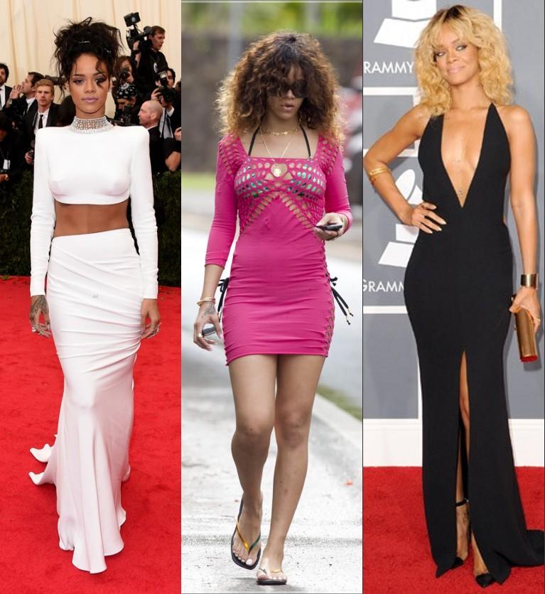Rihanna: un aperçu de ses plus beaux looks