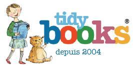 Les bibliothèques et étagères Tidy Books désormais personnalisables !
