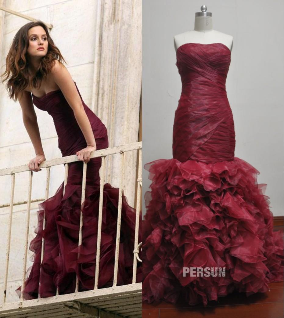 Trouvez la robe qui vous permettra de vous sentir dans la peau de vos stars préférées
