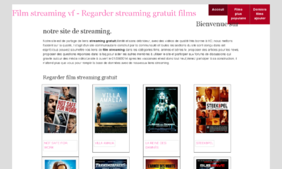 Contre pouvoirs en France ? Film streaming