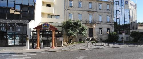 L'hôtel sur Arles en vogue
