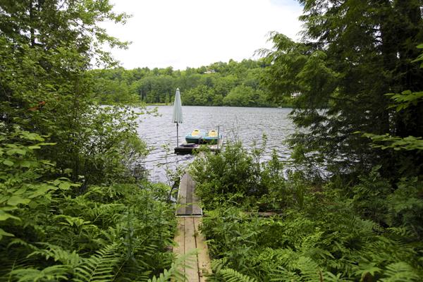 Terrain à vendre près d'Eastman: choisir le Domaine Mont Orford pour y vivre
