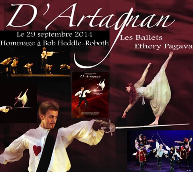 «Le rêve de d'Artagnan»