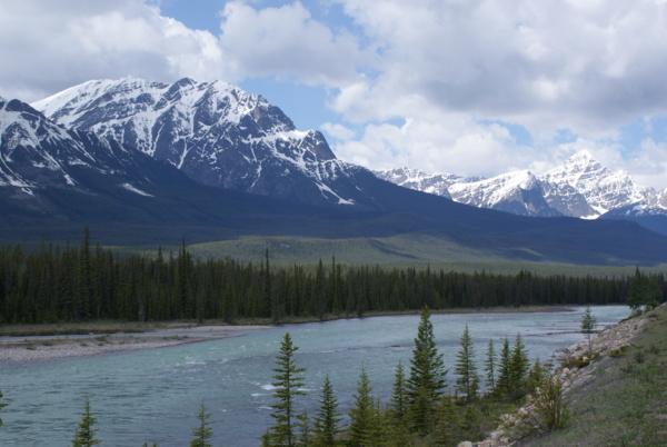 Découverte de Canada et ses contrées sauvages
