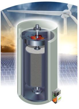 Energiestro : un premier pas vers la batterie perpétuelle ?