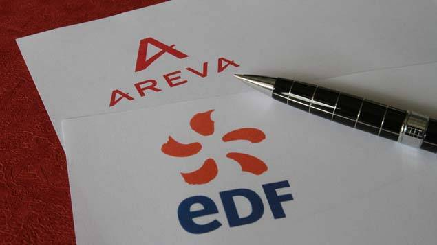 EDF reprend la branche réacteurs d'AREVA