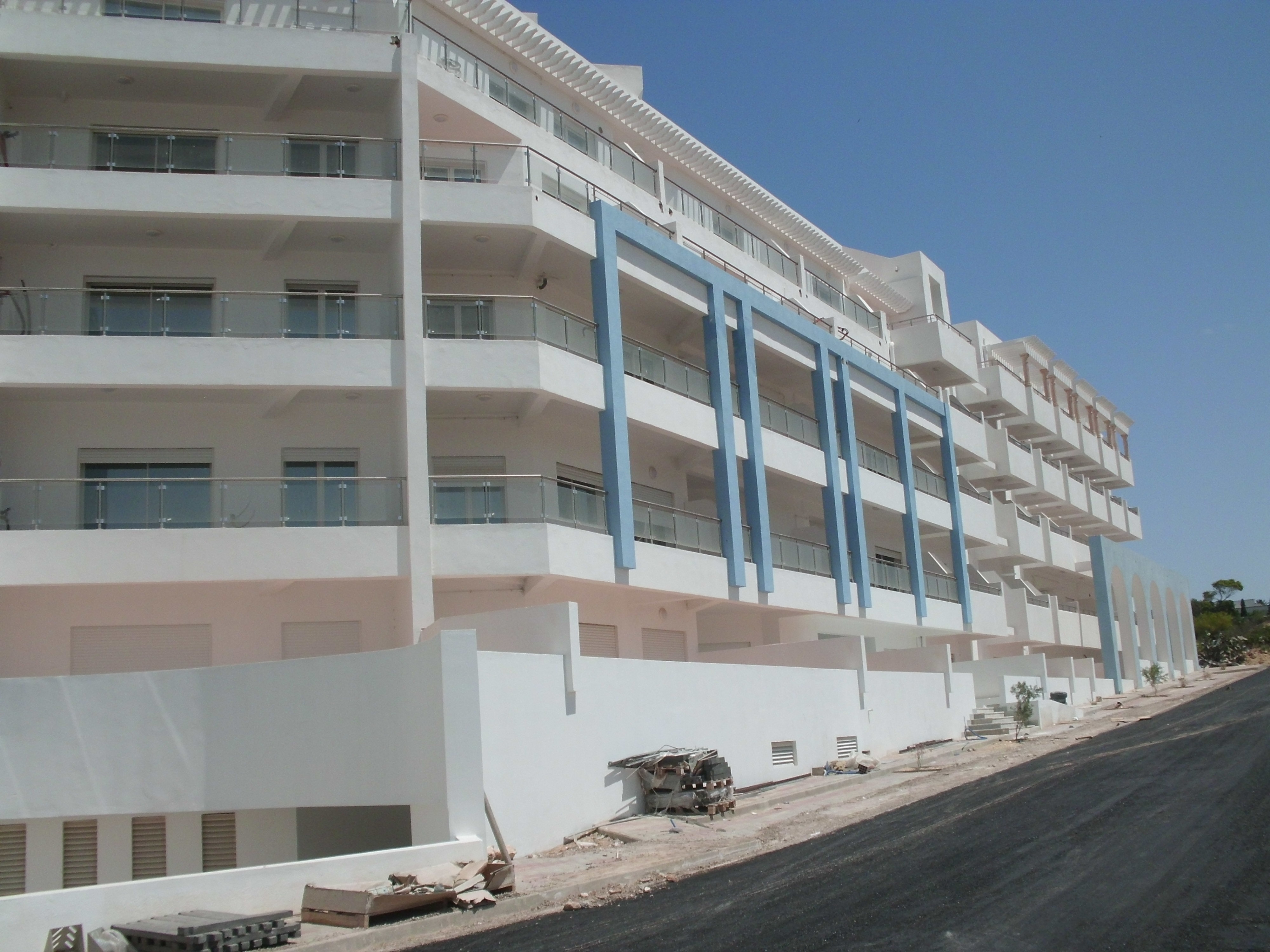 Sousse Hergla résidence studios et appartements à 100 m de la mer méditerranée, un endroit magique pour vivre