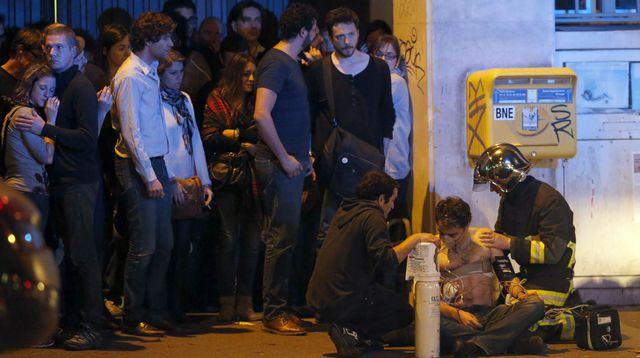 Attaque terroriste à Paris, fusillade au Bataclan – Plus de 100 morts…