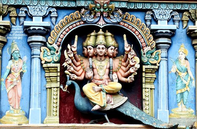 Voyager en Inde, à la découverte des dieux Hindous