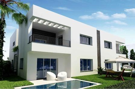 Tunis Bay résidentiel golf ventes de villas isolées et jumelées la commercialisation continue en juin avec des conditions spéciales à la phase de lancement