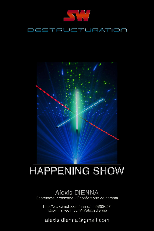 Show : SW Destructuration.