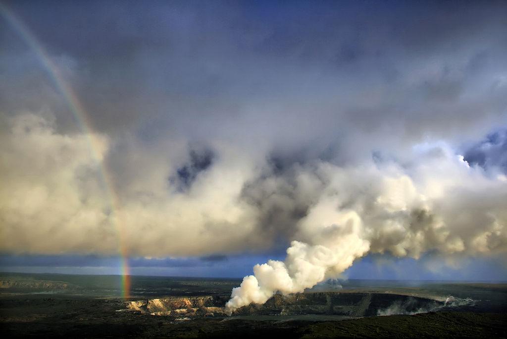 Voyage de découverte aux États-Unis dans le parc National des Volcans d'Hawaï