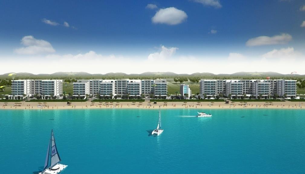 West Gammarth Garden City Résidence un splendide concept de haut standing face à la Méditerranée avec plage privée à 100m