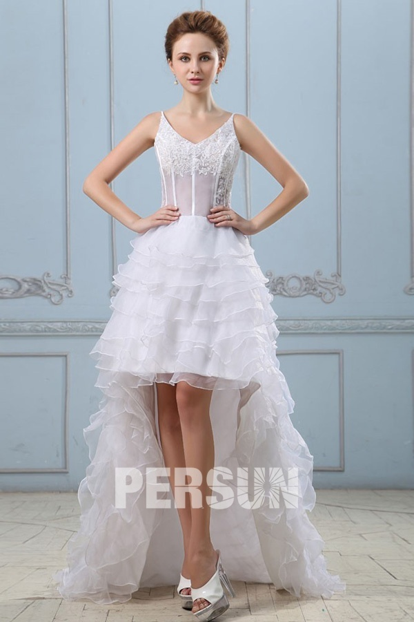 La robe de mariée sexy : Gage d'un look nuptial glamour et distinct