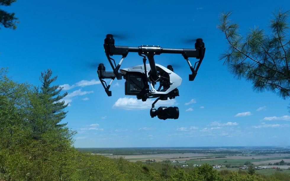 Photo et vidéo aérienne du Québec réalisé par drone