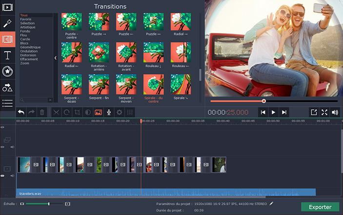 Les étapes à suivre lors d'un montage vidéo