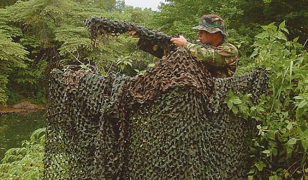 Gilet, veste, les habits militaires appréciés des chasseurs