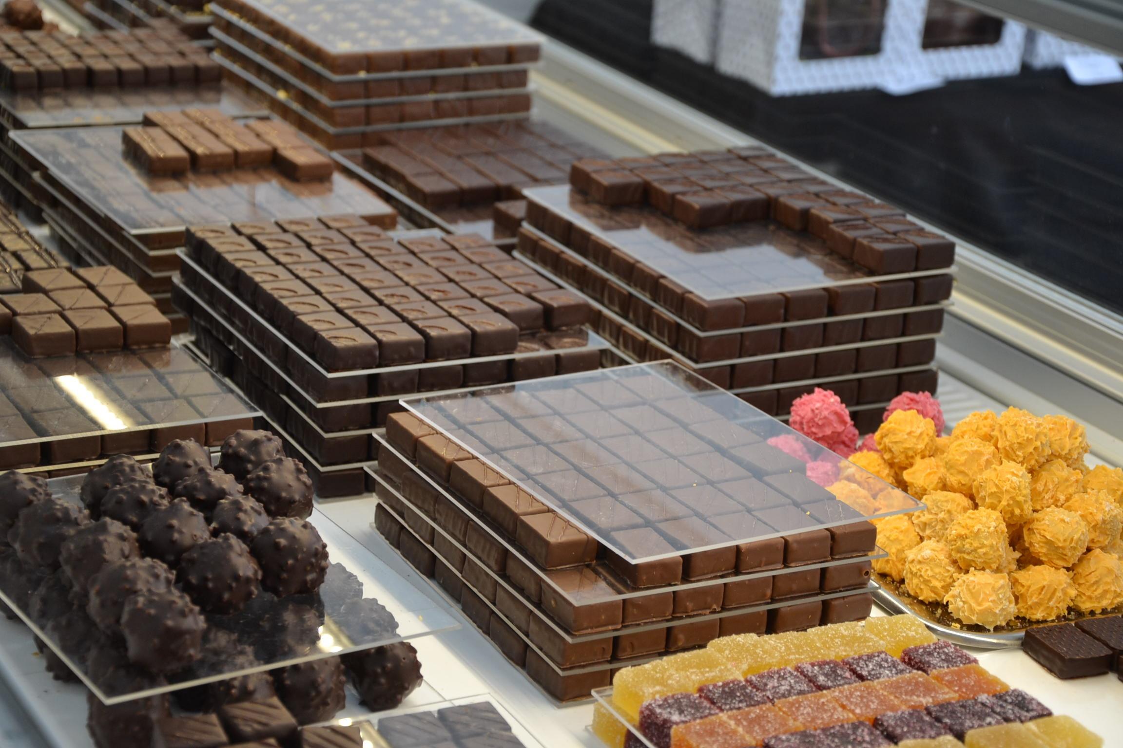 Votre chocolatier à Paris, pour des gourmandises à volonté