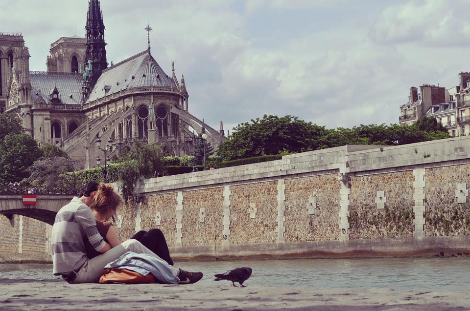 Paris pour les amoureux