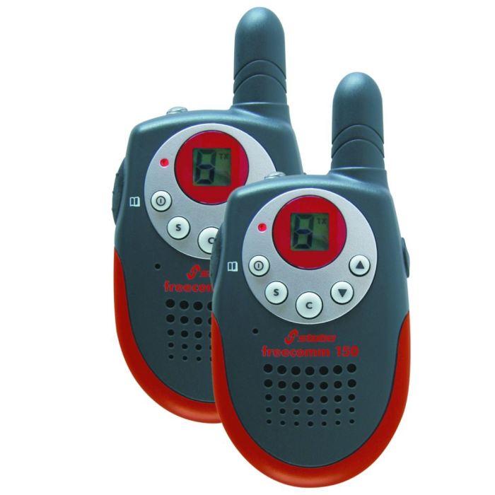 Talkie-walkie: une création qui ne vieillit jamais!