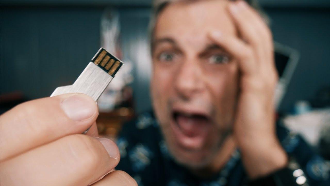Comment récupérer des fichiers supprimés de clé USB ?