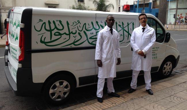 Pompes funèbres musulmanes : un service indispensable face à la rareté des cimetières