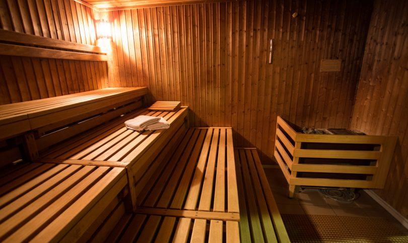 Le sauna en Finlande
