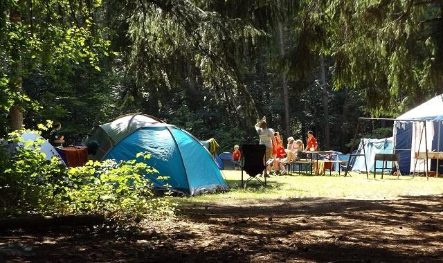 Les avantages de faire du camping en famille