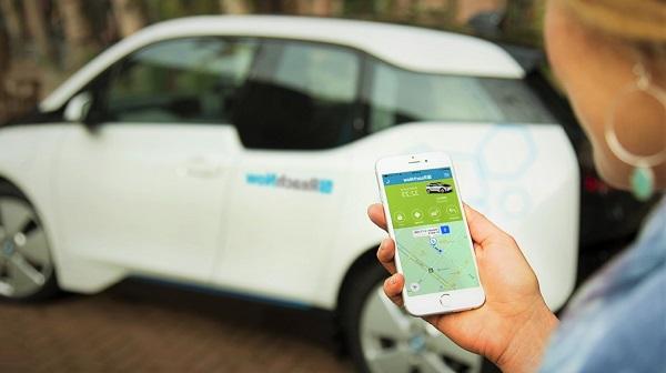Le véhicule en car-sharing, la mode à laquelle on ne peut pas résister