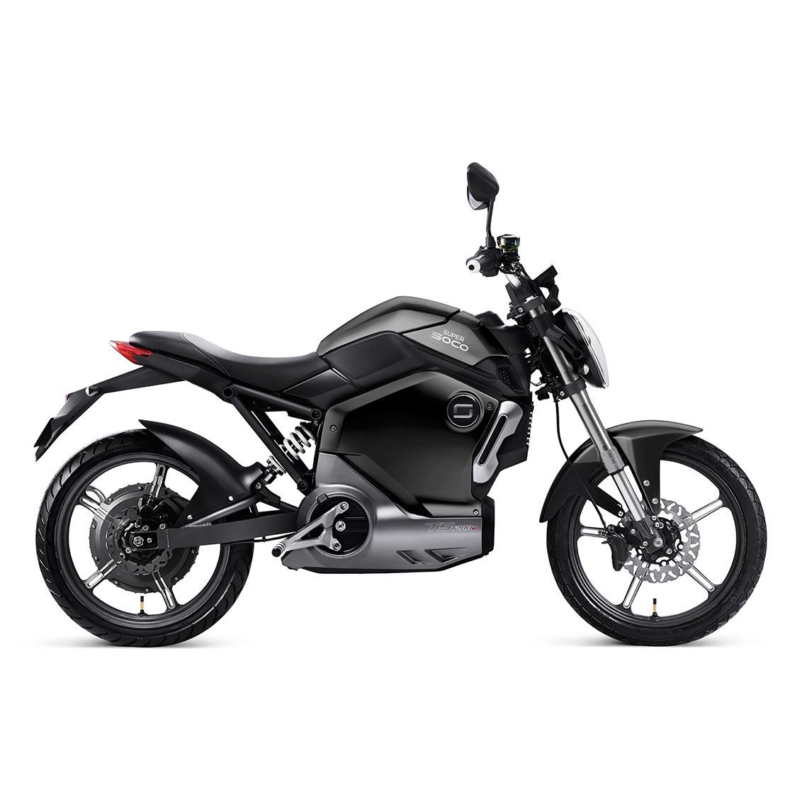 Les avantages d'une moto électrique