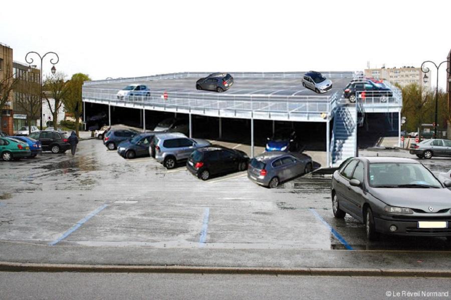 Parking : un usage, 3 possibilités