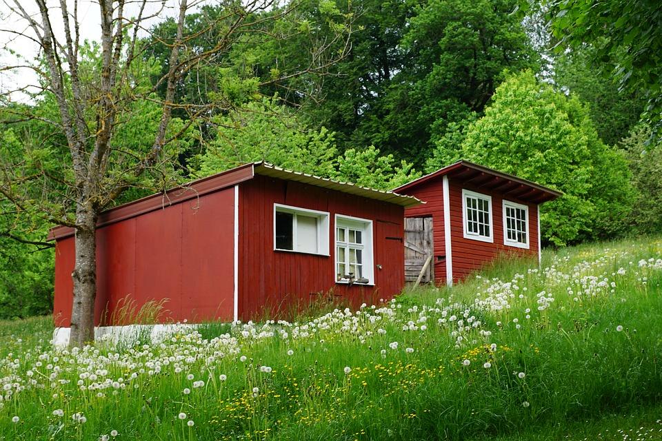 Prix de construction de maison en bois et maison scandinave