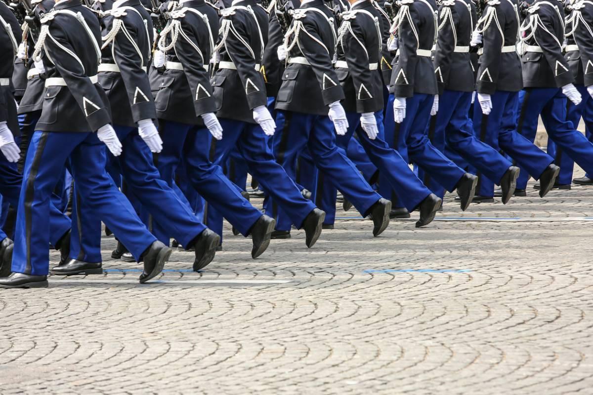 Les écoles de la Gendarmerie