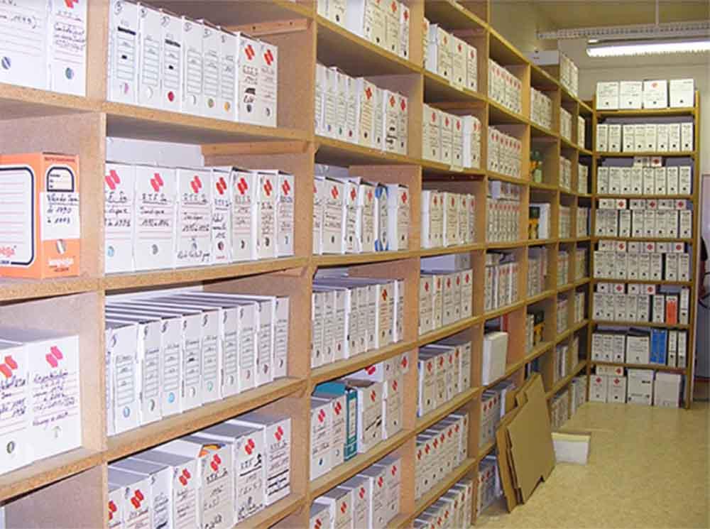 Externaliser ses archives à l'occasion d'un déménagement de l'entreprise