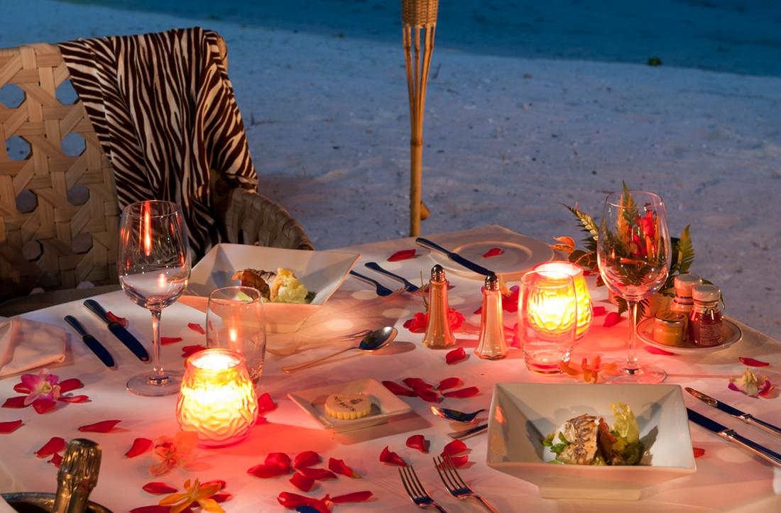 Comment préparer un dîner romantique pour votre femme ?
