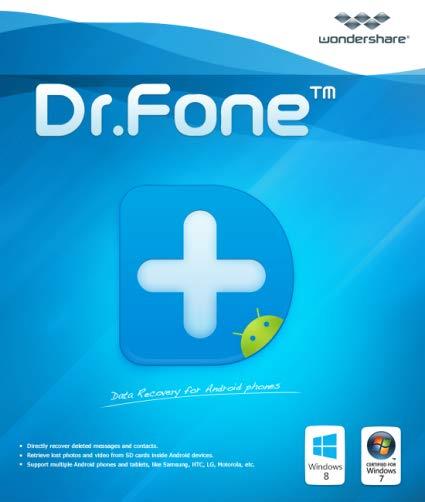 Wondershare dr.fone, un outil technologique puissant aux vertus insoupçonnées