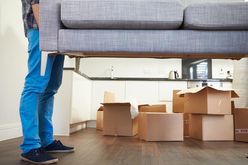 Choses à faire avant d'emménager dans une nouvelle maison