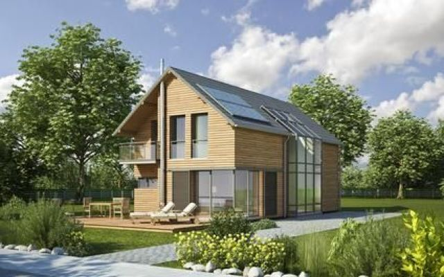 Maison saine: les matériaux de construction écologiques