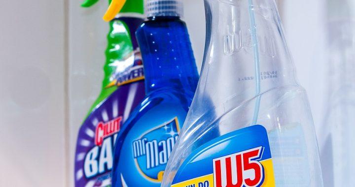 5 recettes de nettoyant polyvalent pour la maison