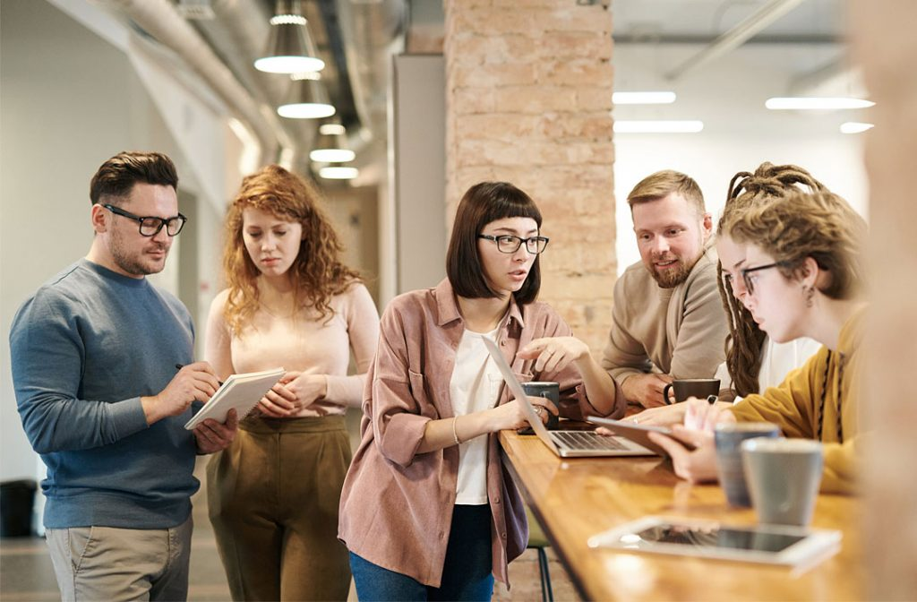 Ressources humaines dans l'entreprise