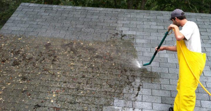 Enlever les mousses sur le toit : comment s'y prendre ?