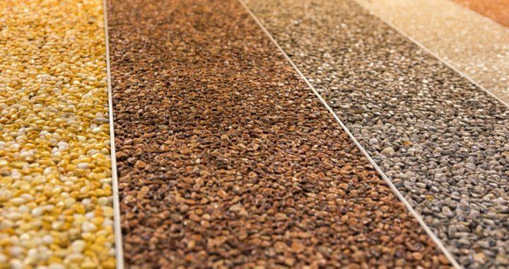 Cinq étapes pour que votre sol en résine ait l'air neuf