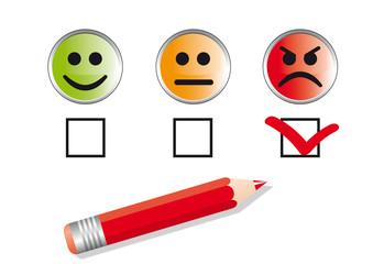 Doit-on endurer un partenaire de mauvaise humeur ?