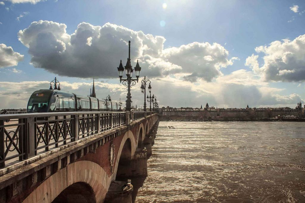 Voyage Nantes Bordeaux