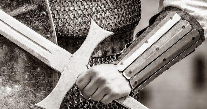 Commandez votre épée templière sur Internet