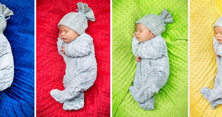 4 astuces pour réussir les photos de votre bébé