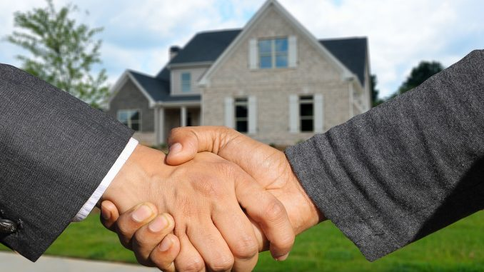 Vente ou location d'un bien immobilier