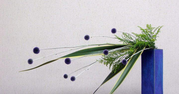 Découvrez l'Ikebana pendant vos vacances au Japon